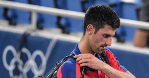 Novak Djokovic withdraws from mixed doubles bronze match as he leaves Olympics empty-handed