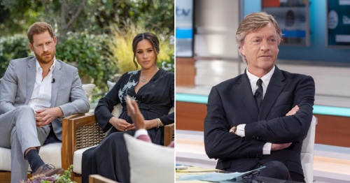 Richard Madeley fires shots at Meghan Markle and Prince Harry for climate change 'lectures'