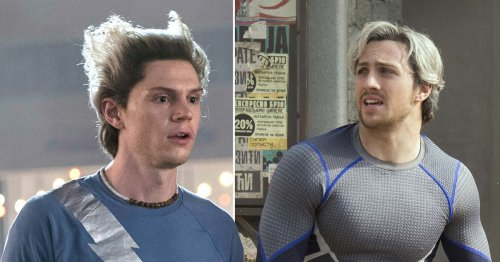 WandaVision creator reveals sad reason Evan Peters replaced Quicksilver in Marvel series