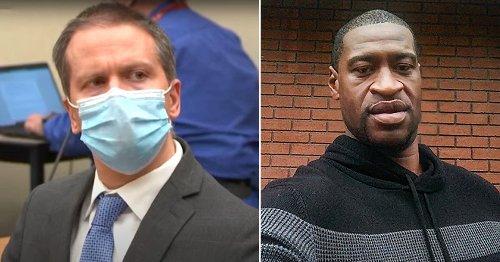 Mariah Carey, Whoopi Goldberg, Piers Morgan and Cardi B react as Derek Chauvin is found guilty of murdering George Floyd