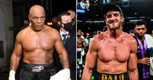 Mike Tyson speaks out on next fight amid claims he will take on Logan Paul