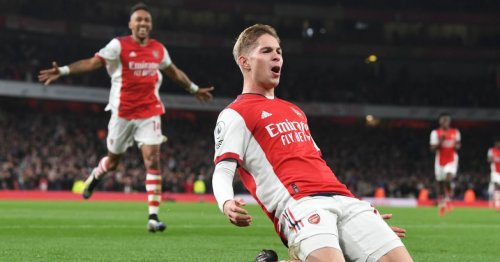 Emile Smith Rowe reveals three standout leaders in the Arsenal team after Aston Villa win