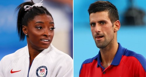 Novak Djokovic says 'pressure is a privilege' after Simone Biles' Olympic withdrawal