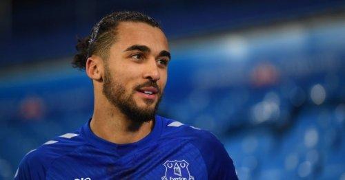 Dominic Calvert-Lewin set to miss Everton's clash against Tottenham with abductor injury