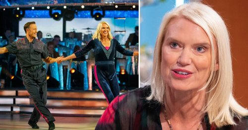 Anneka Rice was 'broken' and 'depressed' after Strictly Come Dancing: 'It brings you very low'