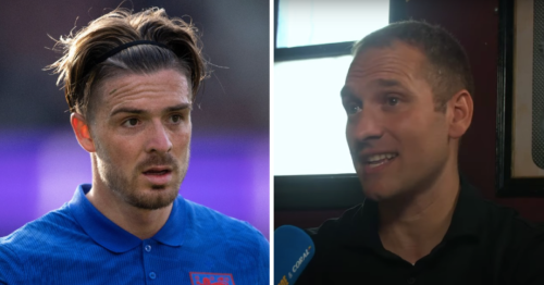 Stiliyan Petrov makes prediction over Jack Grealish's future amid Manchester City and Manchester United transfer interest
