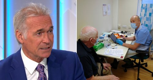 Dr Hilary demands more help for GPs as he fears serious illnesses 'will be missed' without face-to-face consultations