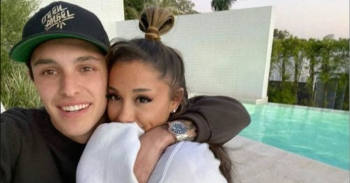 Who is Ariana Grande's new husband Dalton Gomez and what is his net worth as pair marry in secret wedding