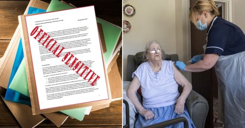 NHS made secret plan to deny care to elderly in event of pandemic