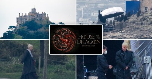 House of the Dragon timeline: Everything we know so far from filming as production on Game Of Thrones prequel begins