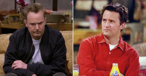 Matthew Perry shocks Friends co-stars with heartbreaking memories from filming: 'I thought I was going to die'