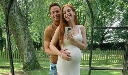 Stacey Solomon is definitely not feeling horny during her pregnancy – sorry, Joe Swash