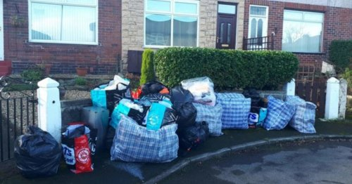 Landlord fined for dumping tenants' belongings in the street and changing locks