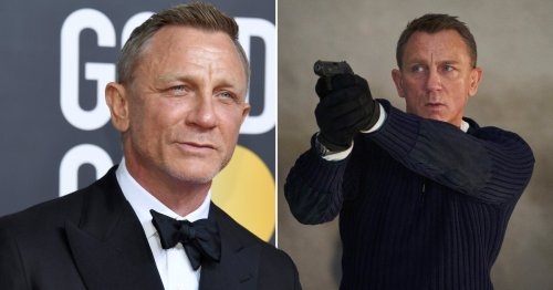 Daniel Craig shoots down idea of female James Bond ahead of final 007 outing in No Time To Die: 'There should be better parts for women'