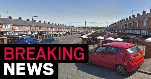 Murder probe after death of child in Belfast