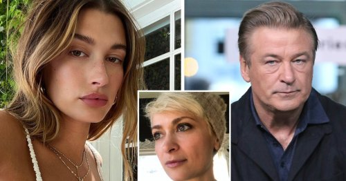Hailey Bieber 'heartbroken' as she speaks out following uncle Alec Baldwin's fatal shooting of Halyna Hutchins on Rust set
