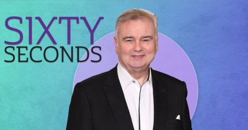 Eamonn Holmes 'in a race against time' to strengthen his back in 'depressing' chronic pain battle