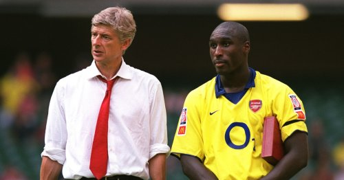 Arsenal legend Ray Parlour recalls time Arsene Wenger agreed to cruel joke on Sol Campbell