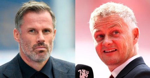 Jamie Carragher produces scathing assessment of Ole Gunnar Solskjaer's managerial credentials