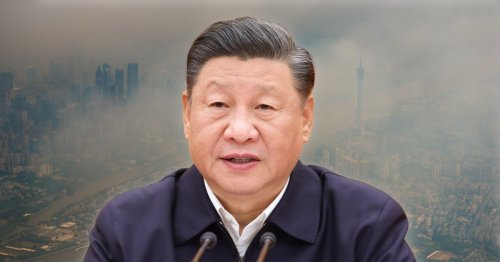 Chinese President 'boycotts' COP26 hinting he won't comply with climate goals