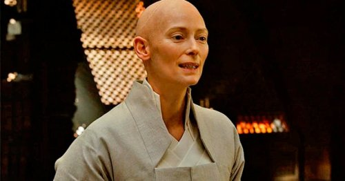 Marvel boss regrets casting Tilda Swinton in white-washed Doctor Strange role: 'It was a wake-up call'