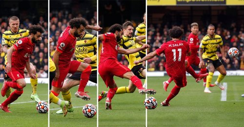 'Best in the world right now!' Jamie Carragher reacts to Mohamed Salah wondergoal vs Watford
