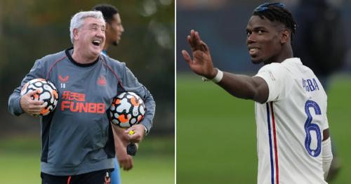 Chris Waddle backs Newcastle to raid Man Utd for three stars including Paul Pogba