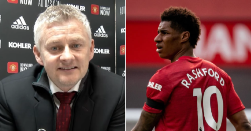 Ole Gunnar Solskjaer allays Marcus Rashford injury fears and praises Donny van de Beek after Manchester United's win over Burnley
