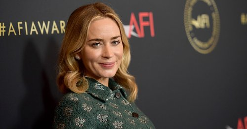 Emily Blunt says superhero genre is 'exhausted' as she addresses Fantastic Four rumours
