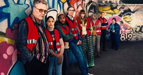 The Outlaws review: Star-studded Stephen Merchant series is Walken in a cringe comedy wonderland