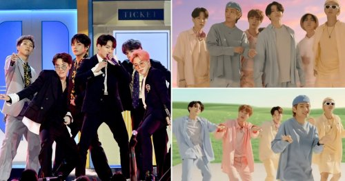 BTS breaks another world record with hit Dynamite as it bags 'most simultaneous views for a music video' on YouTube