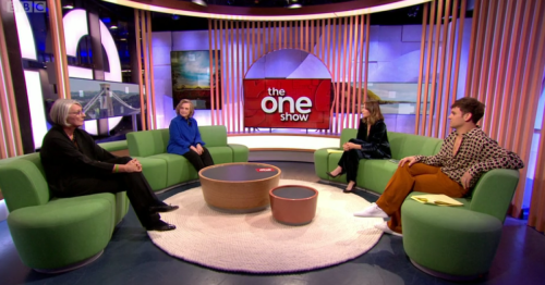 The One Show viewers bewildered as Tom Daley interviews Hillary Clinton for first live show: 'This is bizarre'