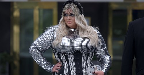 Brit Awards 2021: Gemma Collins continues be relatable queen as she leaves bash in ripped dress and clutching champagne: 'I've had the time of my life'