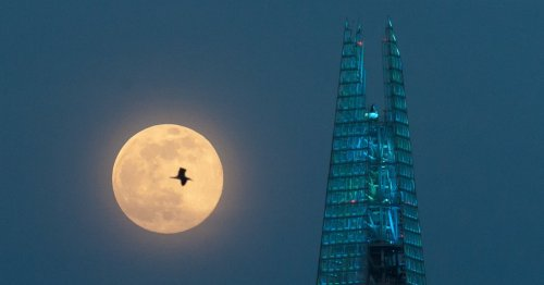 Pink supermoon to dazzle UK skies tomorrow night