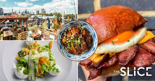 What to eat and drink in London this week, including a new beer garden, a year's supply of noodles and a treat for NHS workers