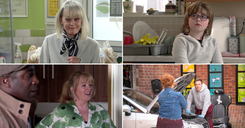 Coronation Street spoilers: Child kidnap, sex twist and Corey caught