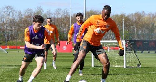 Aaron Wan-Bissaka hails Bruno Fernandes and says Manchester United midfielder is 'so unpredictable' in training