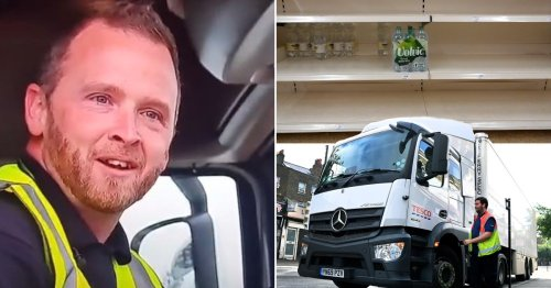 Prisoner driving Raab around in HGV had been jailed for importing drugs in lorry
