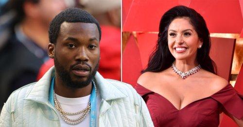 Vanessa Bryant slams Meek Mill's 'disrespectful' Kobe Bryant helicopter lyric: 'You can do better'