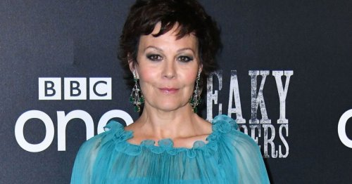 Helen McCrory's friends 'sworn to secrecy' over cancer battle before death