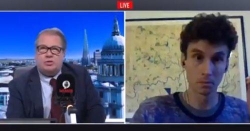 Presenter stops Insulate Britain interview after bizarrely claiming you can grow concrete