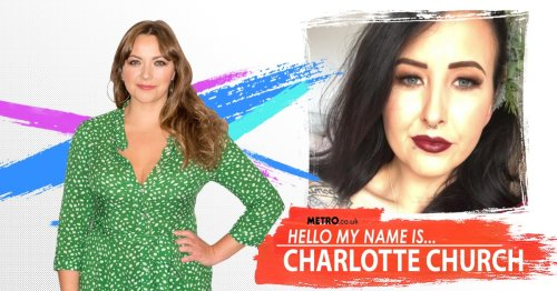 My name is Charlotte Church – I can't sing and I disappoint a lot of delivery drivers
