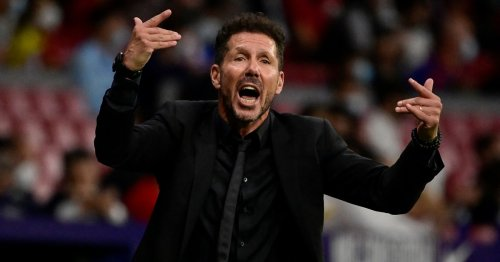 Diego Simeone pinpoints Liverpool duo Atletico Madrid must be wary of in Champions League clash