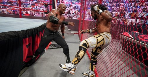 WWE Raw results, grades: Bobby Lashley destroys Xavier Woods inside Hell In A Cell, Money In The Bank qualifiers begin and more