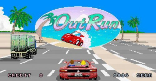 Why I think OutRun is the perfect summer video game – Reader's Feature