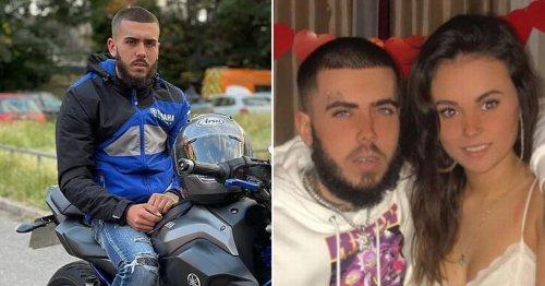 Girlfriend says her 'heart's torn in two' after 'stuntman' boyfriend is killed