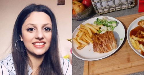 Mum who feeds her family for £200 a month shares her tips for cooking on a budget in lockdown