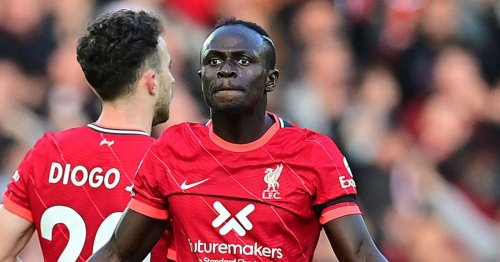 Jurgen Klopp explains decision to bench Sadio Mane for Liverpool's clash with Manchester United
