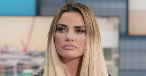 Katie Price 'apologises' after drink-driving arrest and 'takes full responsibility' after leaving rehab