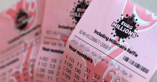 French ticket holder wins record £184,000,000 EuroMillions jackpot